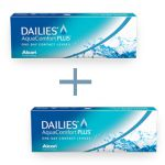 Акция!!! Dailies AquaComfort Plus (Alcon) 60шт(30+30)