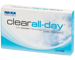 Clear all-day (ClearLab) 6шт ― Харьков Vzglyad