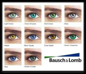 Soflens Natural Colors (Bausch & Lomb)