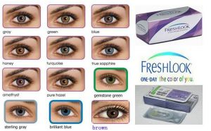 FreshLook ColorBlends (Alcon)
