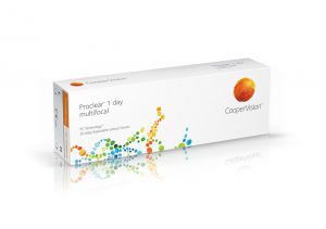 Proclear 1 day (Cooper Vision)